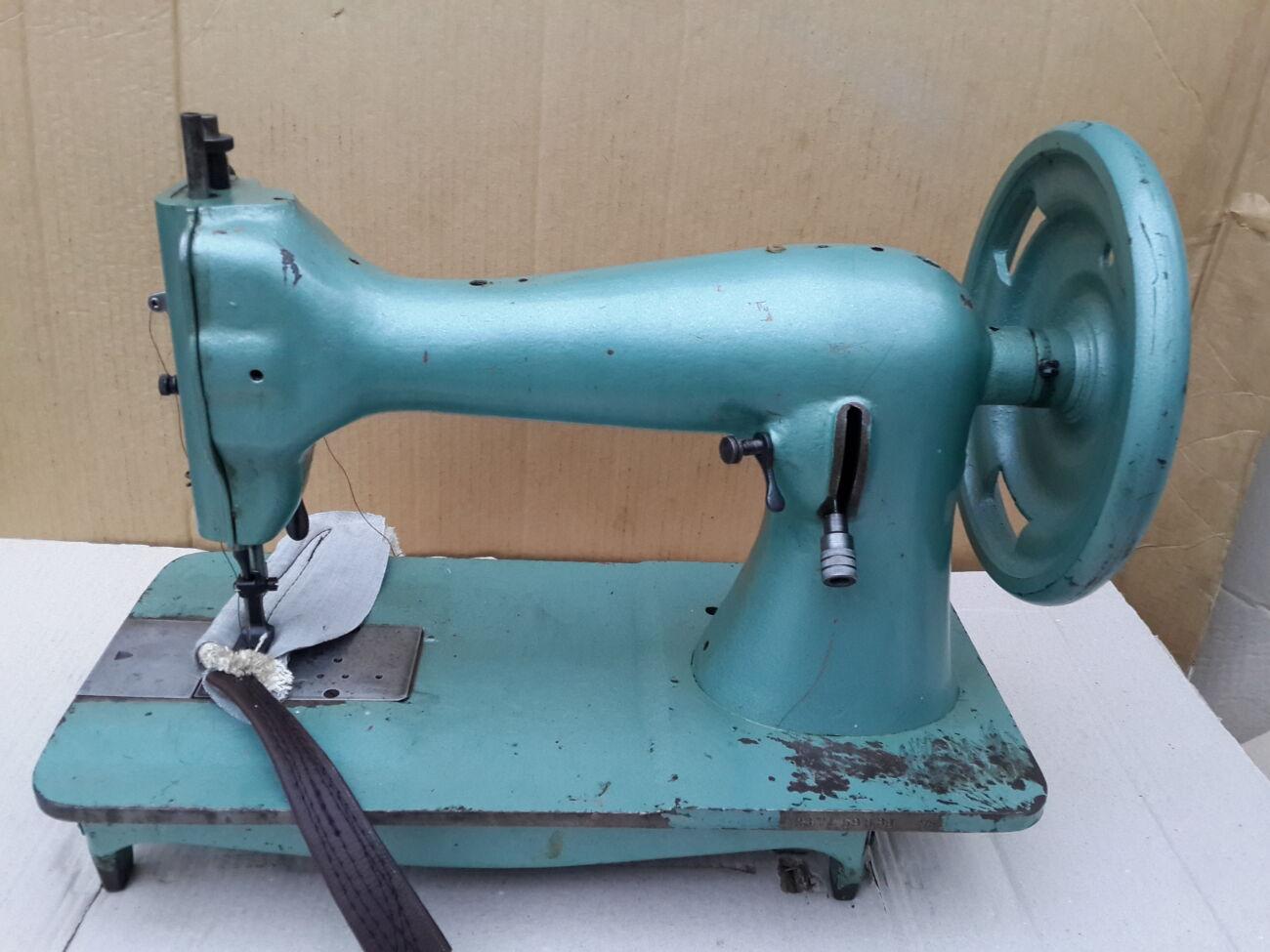 Швейная машина 23АМ (323) класс, машинка - ПМЗ. Декор.