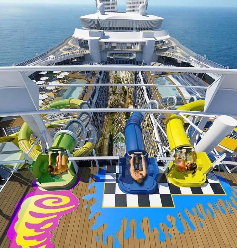 Бізнес можливості + подорож на круїзному лайнері