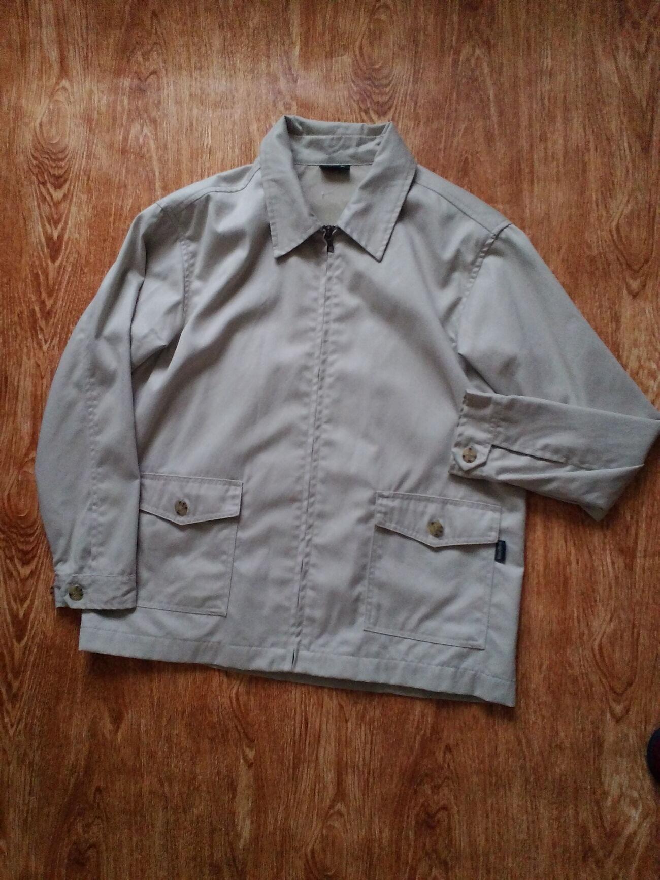 Хлопковая куртка ветровка Stone River 16 европ.