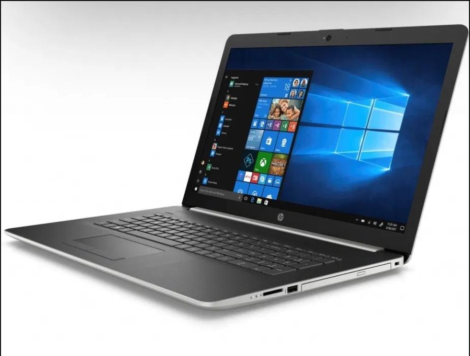 "Ноутбук HP 17-BY1023CL 17.3"" Core i7-8565U SSD m2 512GB DDR4-8GB Touch"