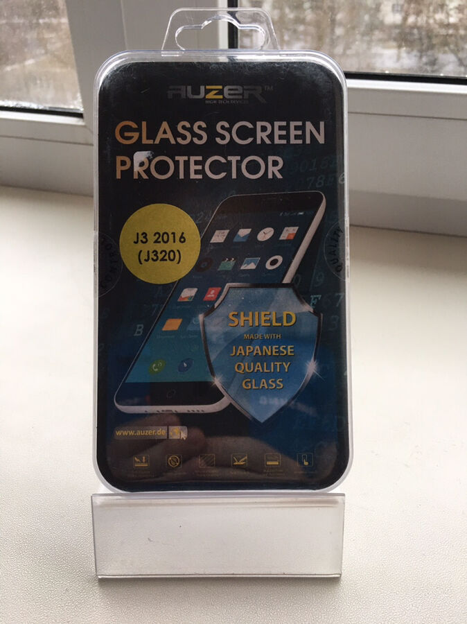 Захисне скло на Samsung J320 (2016)