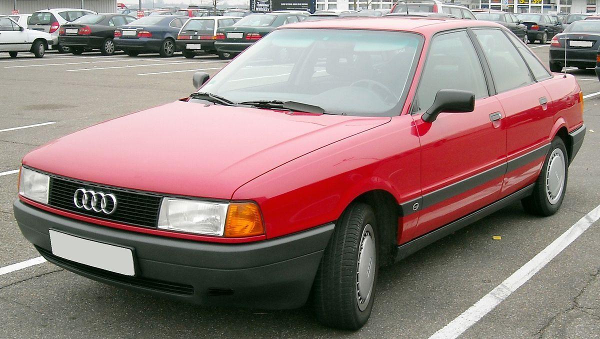 Куплю Audi 80 B3 1987 - 1992 р
