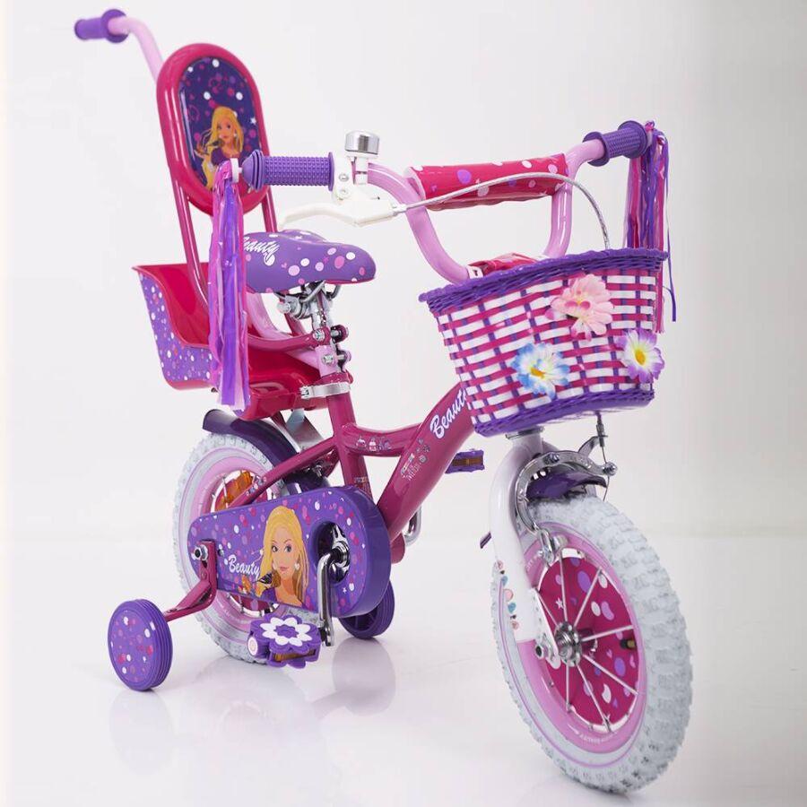 Детский велосипед 12 дюймов Barbie (Барби) 19 ВВ 02-12