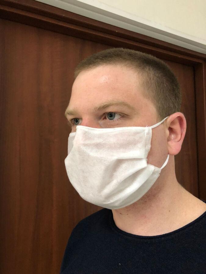 Продам Защитные маски для лица с Зажимом для Носа