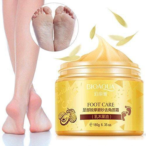 Пилинг-Гель для ног Bioaqua Foot Care Peeling