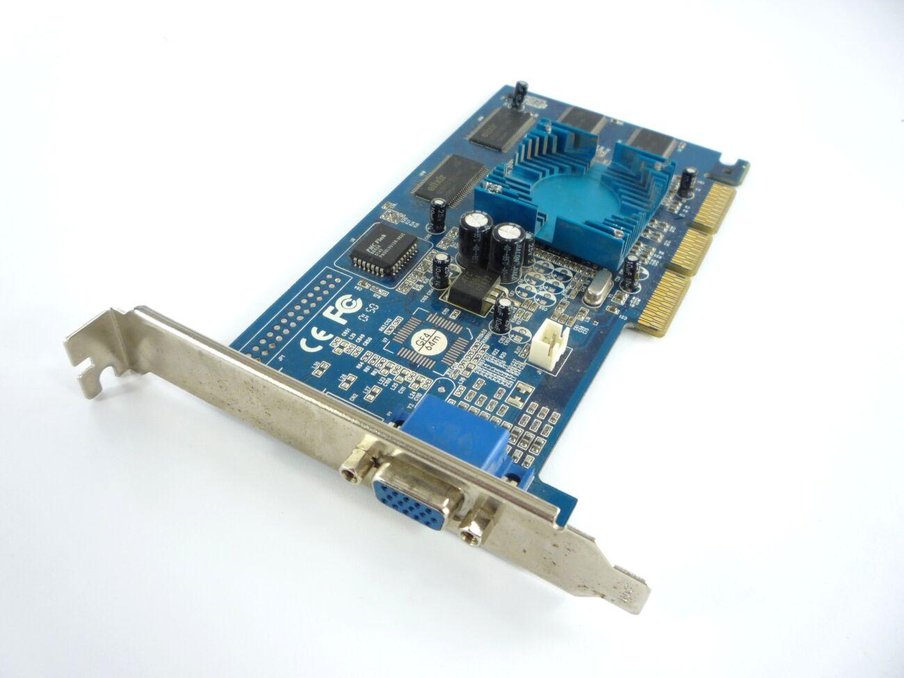 Відеокарта GeForce2 MX-400 64MB (робоча)