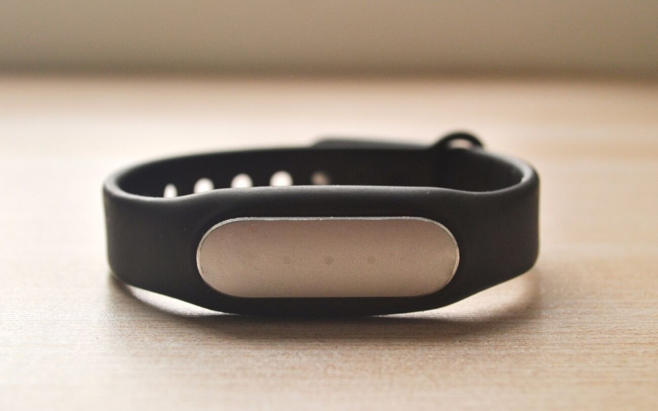 Фитнес браслет Xiaomi mi band 1А.
