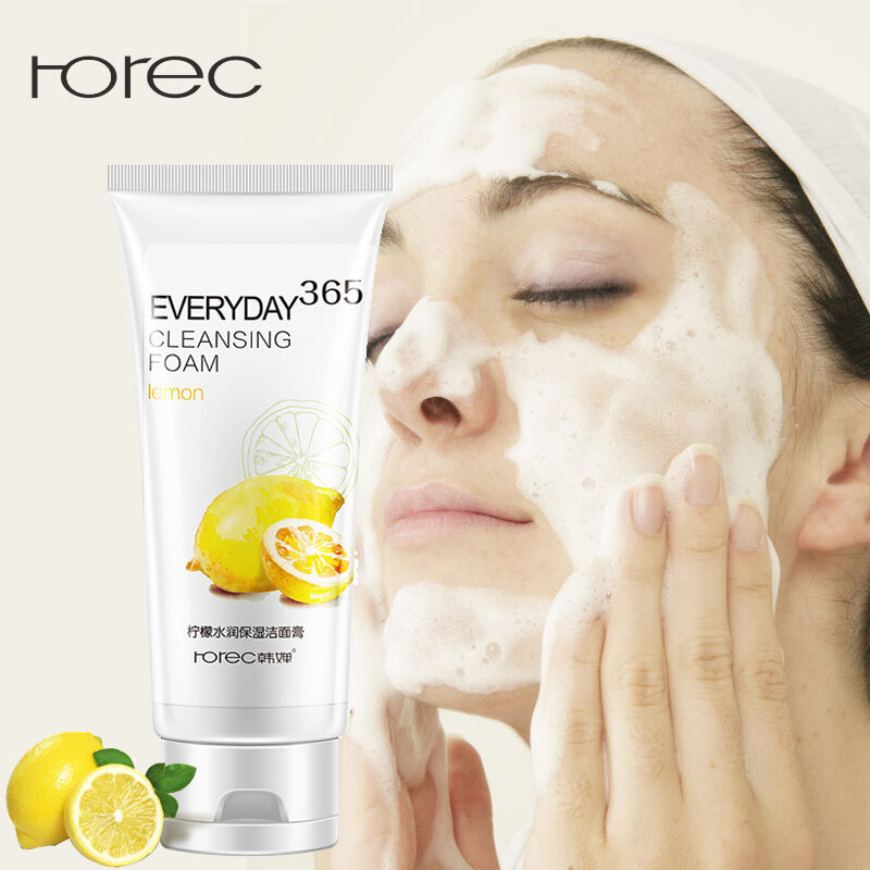 Натуральная очищающая пенка ROREC everyday 365 cleansing foam
