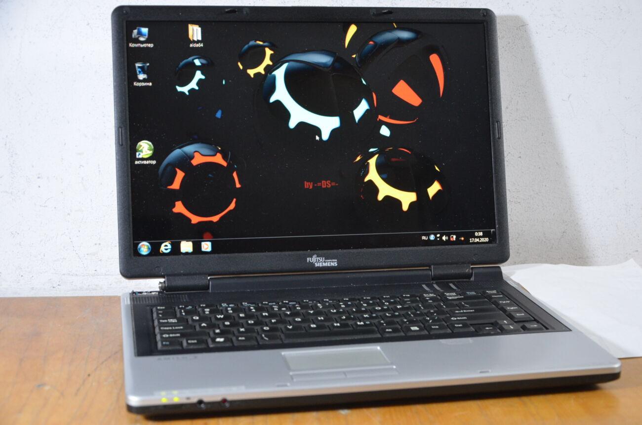 686. Ноутбук Fujitsu-siemens Amilo Pi 1505! Мегаsale