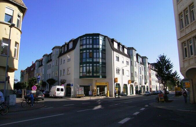 В Германии - новый 2-комнатный офис в центре города у Лейпцига