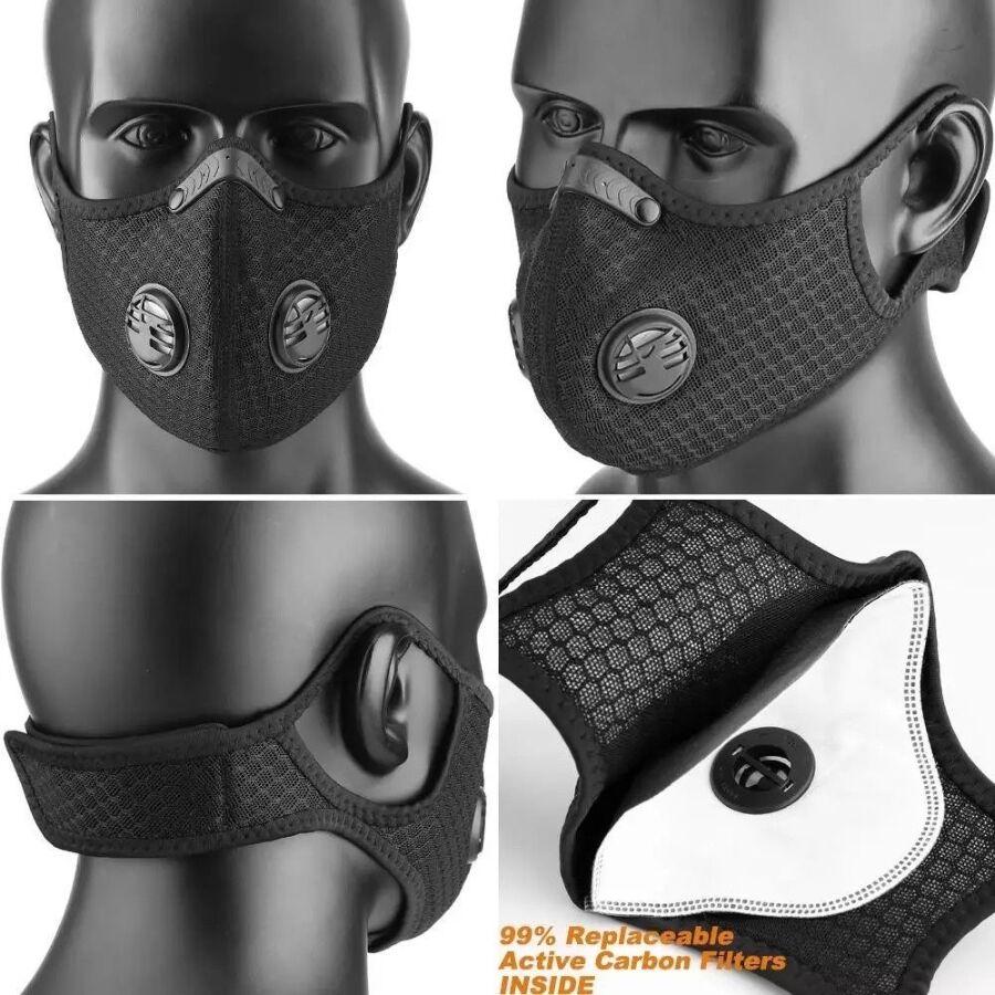 Спортивная защитная  маска