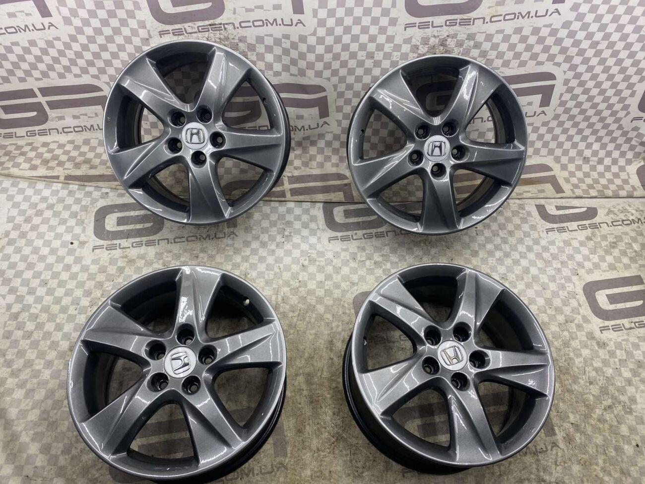 Оригинальные диски 17 5.114.3 Honda Accord, Civic и тд! G-Felgen