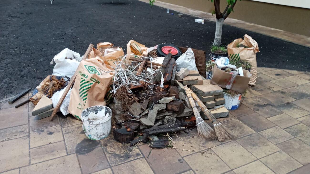 Вывоз мусора, вывоз старой мебели, вывоз хлама. Демонтаж