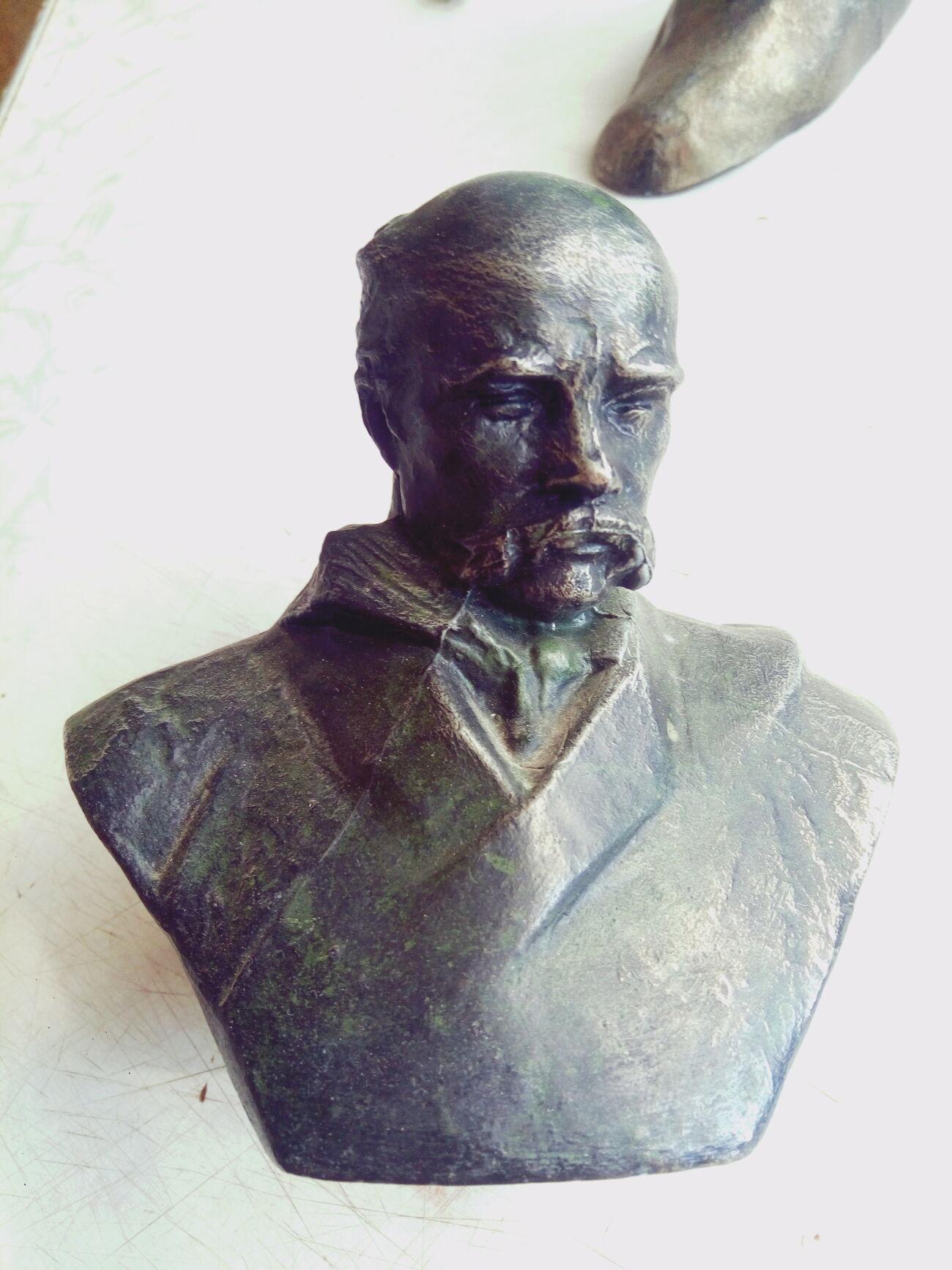 Бюст Тарас Григорьевич Шевченко