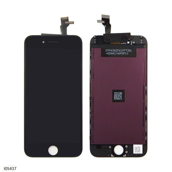 Дисплейный модуль для Iphone 6 LCD+touchscreen black high copy (TEST)