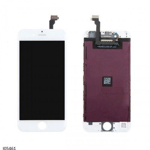 Дисплейный модуль для Iphone 6 LCD+touchscreen white high copy (TEST)