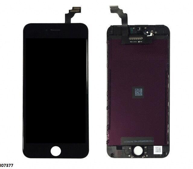 Дисплейный модуль Iphone 6 Plus LCD+touchscreen black high copy (TEST)
