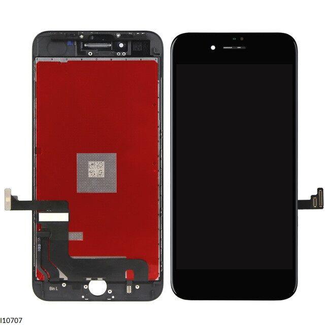 Дисплейный модуль iPhone 8 Plus LCD+touchscreen black high copy (TEST)
