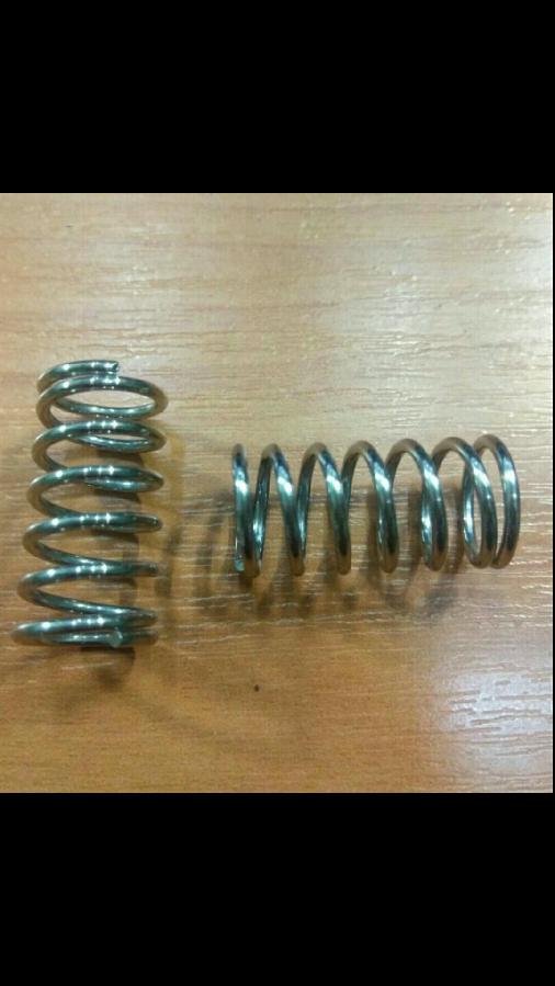 Набор пружин сжатия нержавейка Помпа CEME type b47 (2шт)