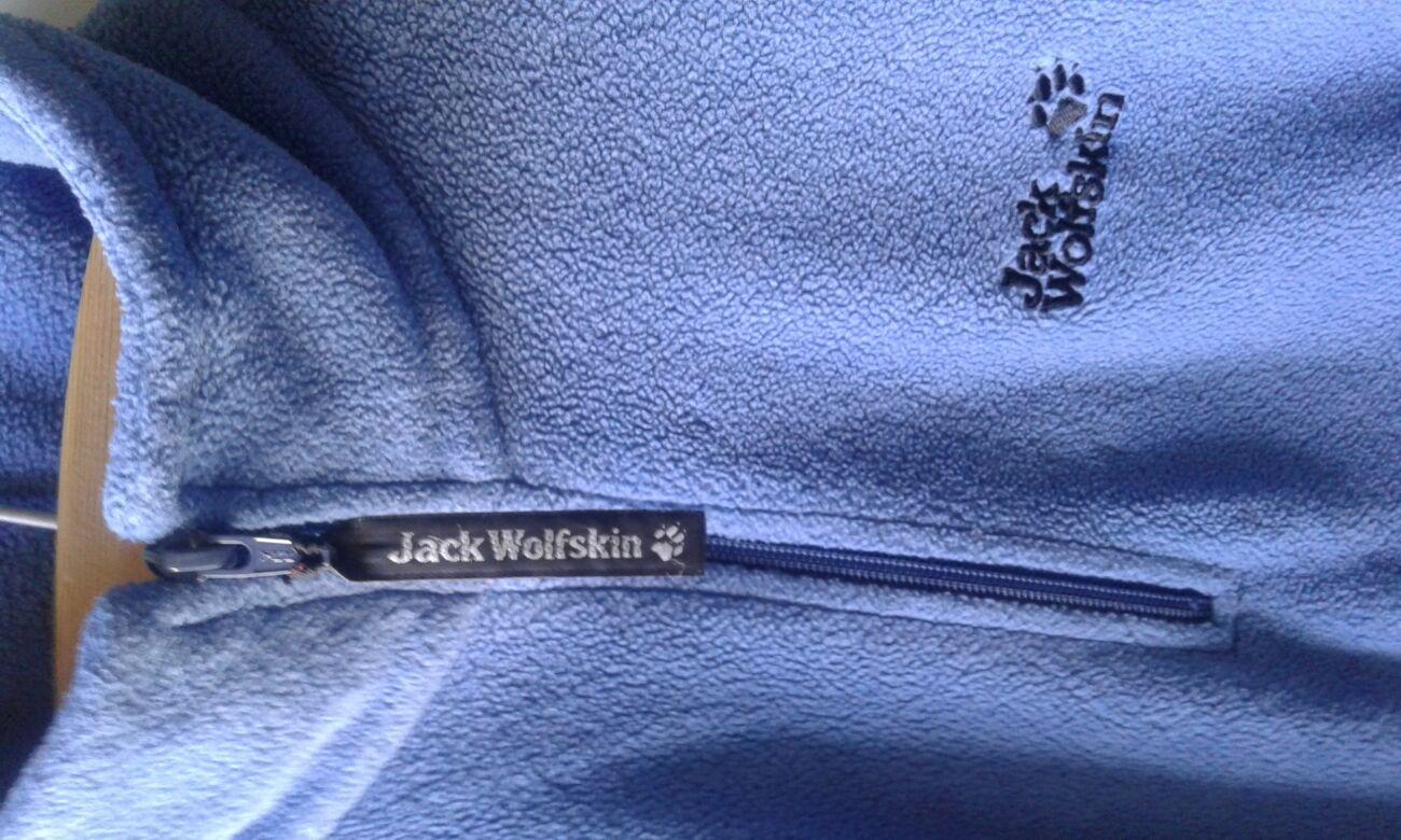 Толстовка Jack wolfskin
