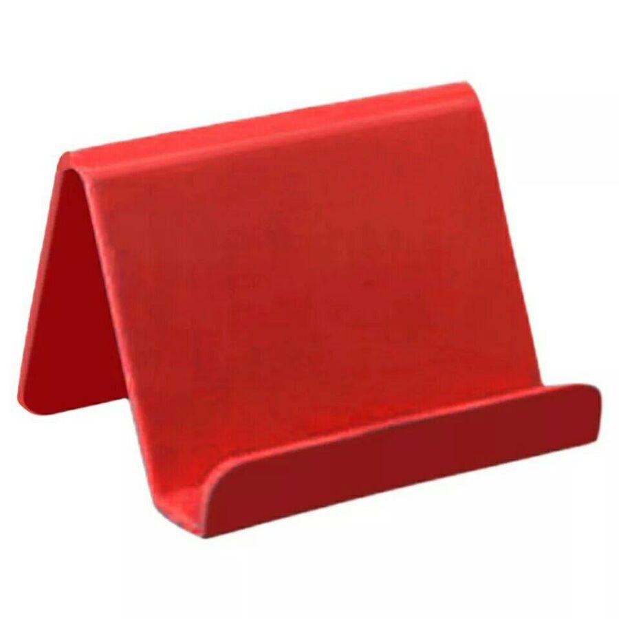 Подставка для телефона и планшета красная