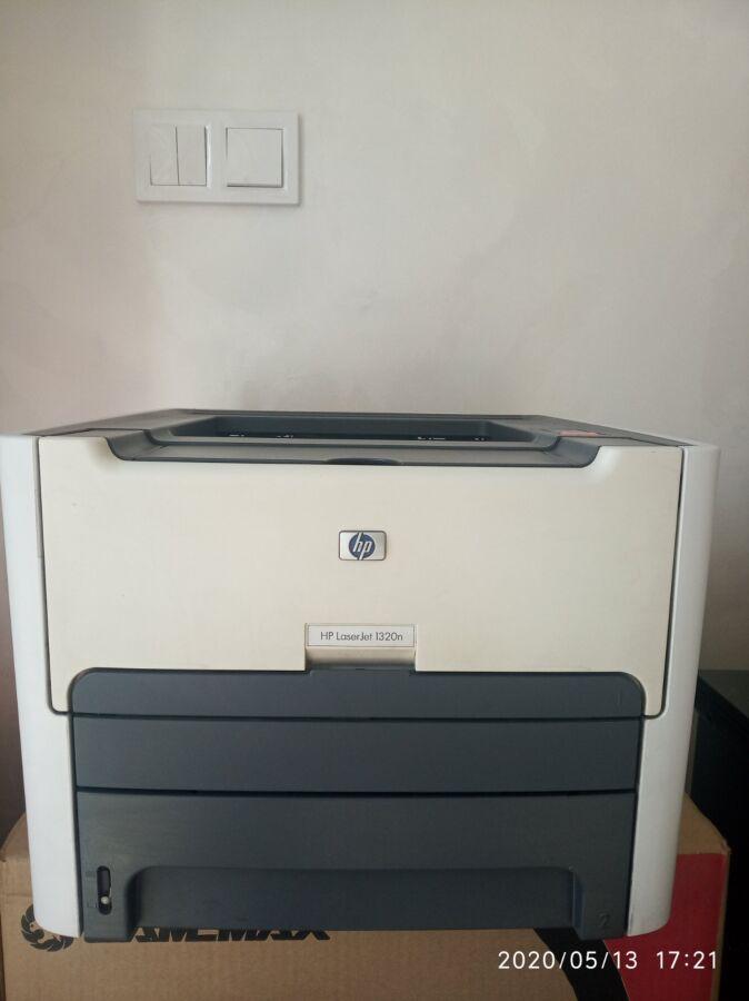 Продам Принтер HP LaserJet 1320n