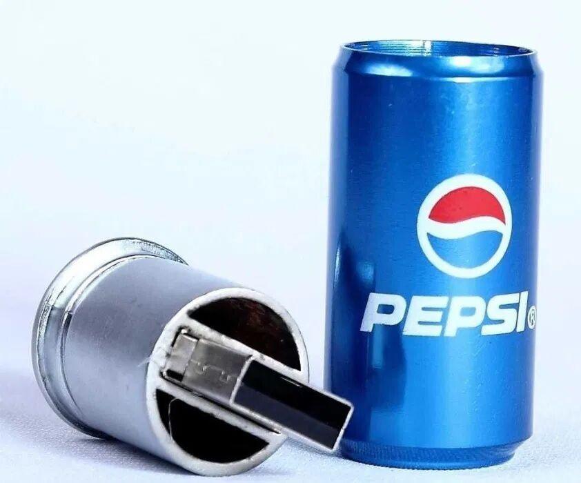 "USB флеш накопитель 32Gb ""Coca-Cola"", ""Heineken"", ""Pepsi"""