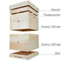 Улей для пчел,от производителя.