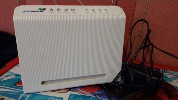 Роутер ADSL модем Huawei HG530 Wi Fi