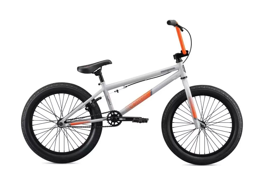 Велосипед Mongoose Bmx Legion L20 Grey 2020 (Киев)