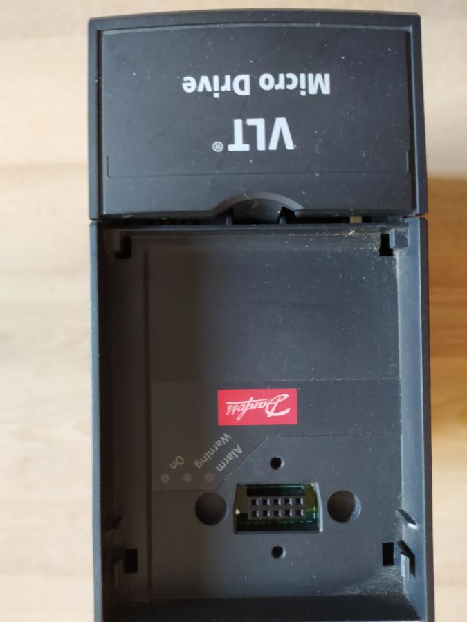 Частотный преобразователь Danfoss