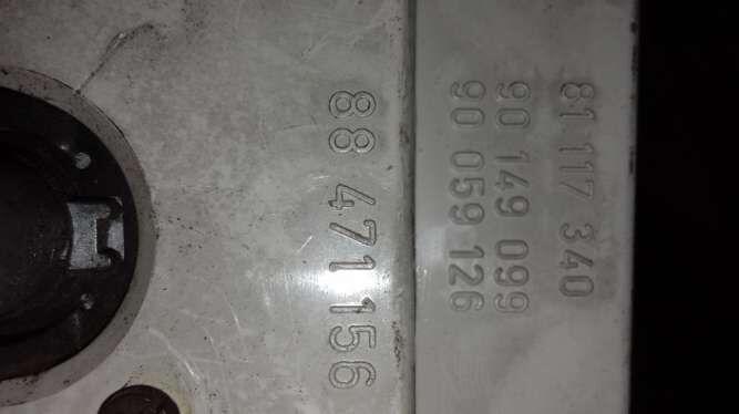 Приборная Панель Opel Rekord 88471156