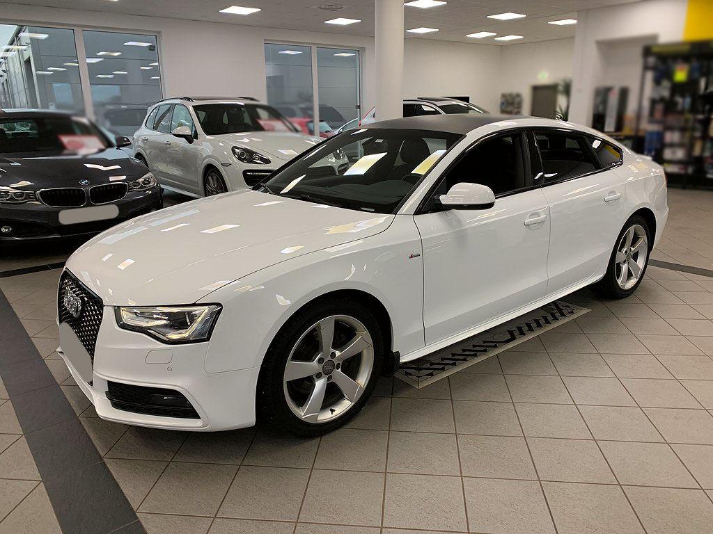 Audi A5 2.0 TDI quattro S-line