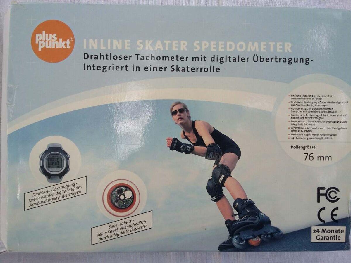 Продам беспроводной спидометер к роликовым конькам