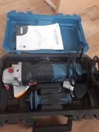 Болгарка Erbauer 900W 240V 115mm: 1 000 грн. - Електроінструменти Новий Розділ на BESPLATKA.ua 84046409
