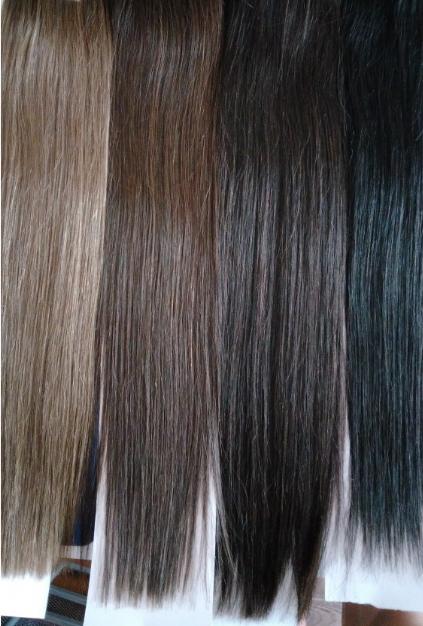 Остатки волосы натуральные не окрашенные всё вместе ниже рыночной цены
