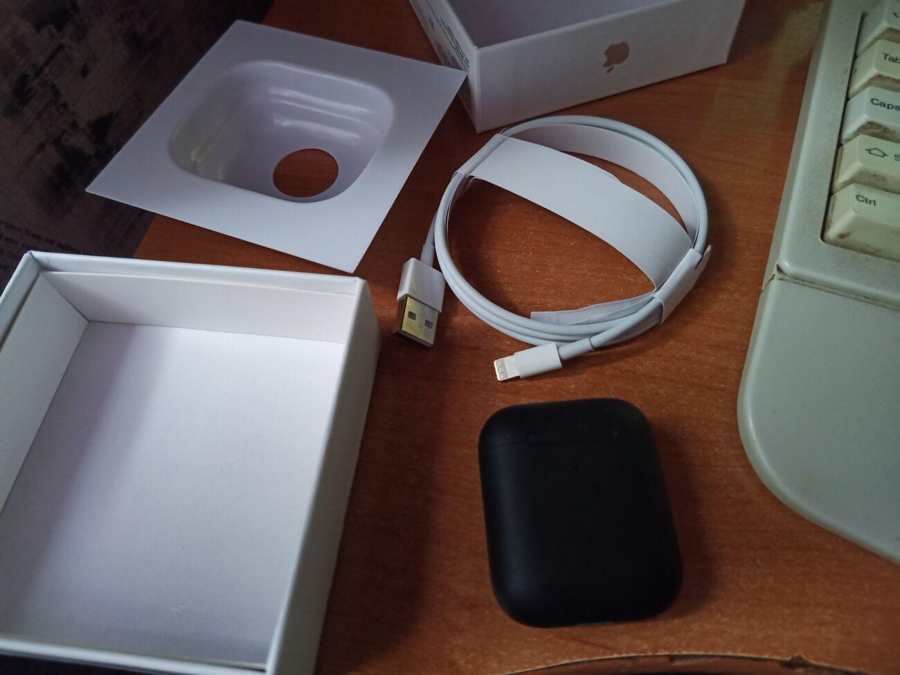 Airpods 2 Apple Airpods 2 Аирподс. Беспроводные наушники 1;1 Оригинал