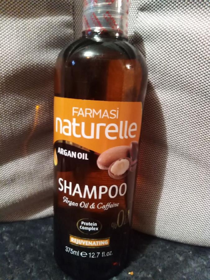 Шампунь для волос с арганным маслом