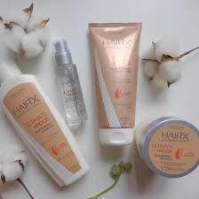Восстанавливающая сыворотка для сухих и поврежденных волос HairX