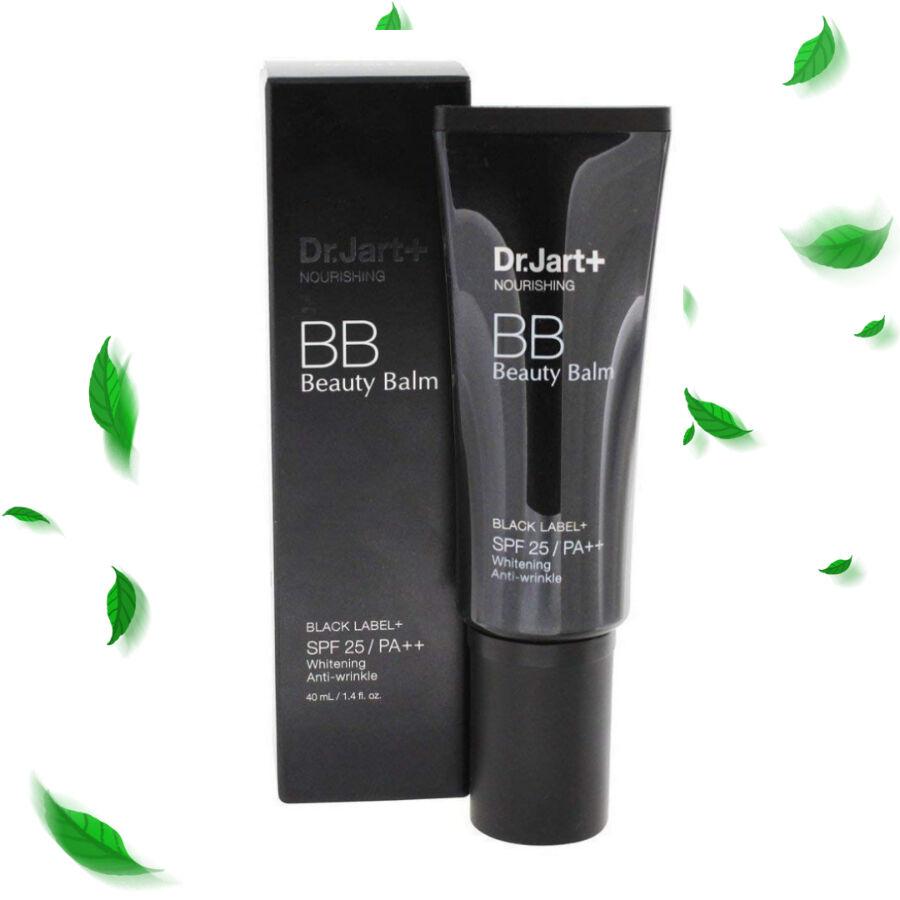 Dr. Jart Питательный ВВ-крем Nourishing beauty balm, Black label SPF