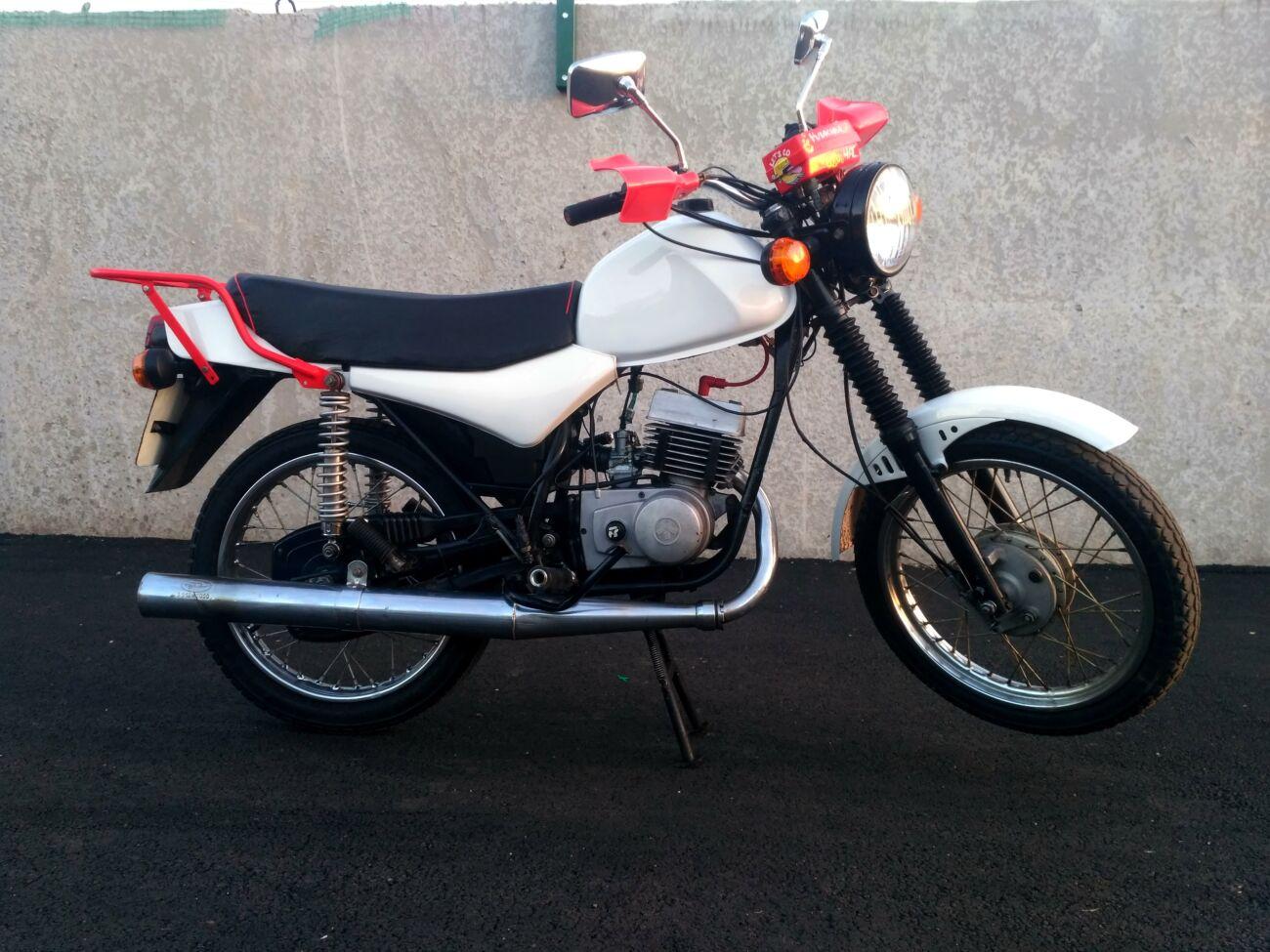 Продам мотоцикл Минск Лидер 125 (Мінск Лідер 125 - 3.113)