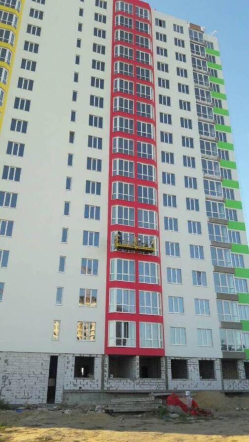 Продается однокомнатная квартира в новом доме на Вильямса