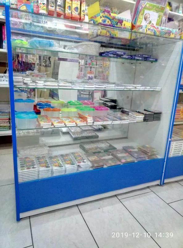 Торговое оборудование - торговый прилавок (витрина)