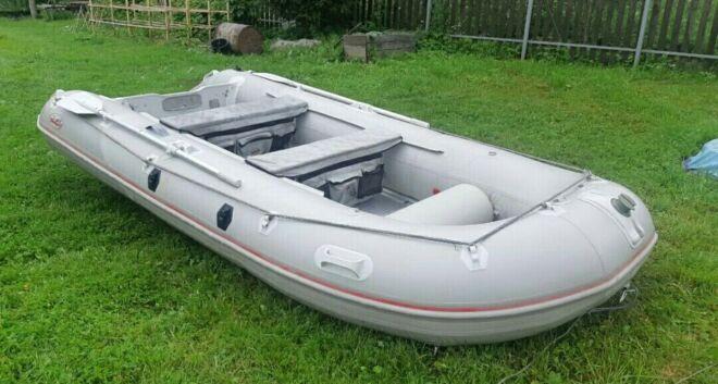 купить лодку пвх бу в запорожье