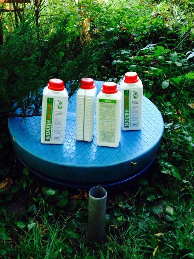 Фото - Биопрепарат Биоклин для выгребных ям, септиков и дренажа.