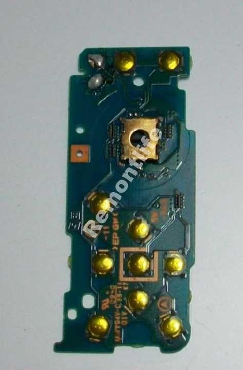 Sony DSC-W220 клавиатура