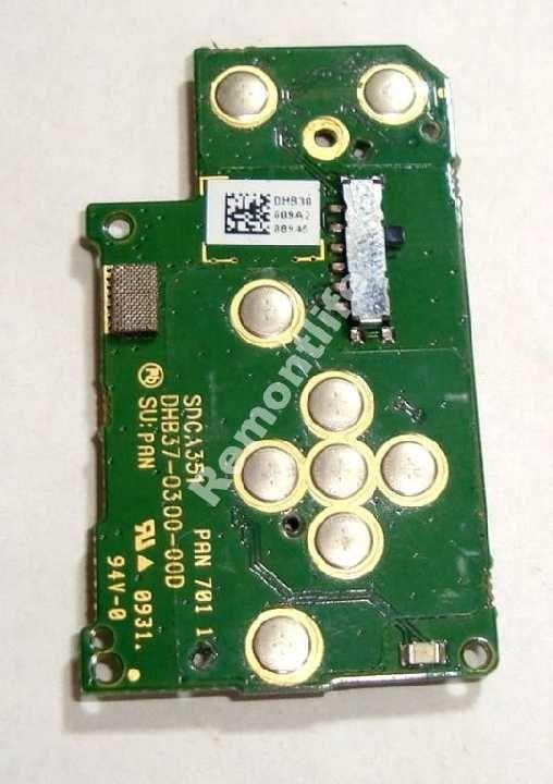 Sony DSC-S930 S930 клавиатура