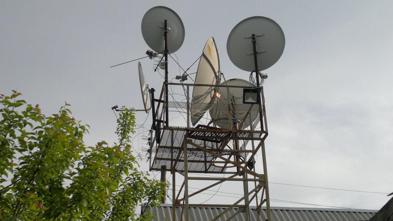 Спутниковое телевидение в Станице Луганской