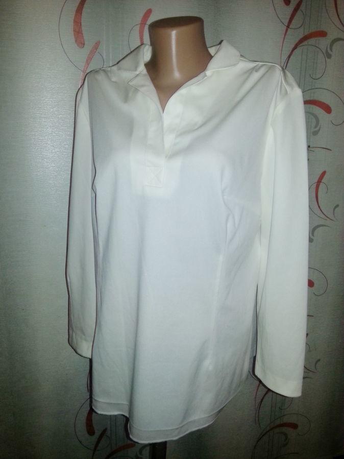 Фото - Блуза размер 48.