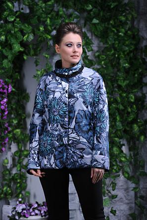 Фото - куртка женская на лёгком синтепоне большие размеры